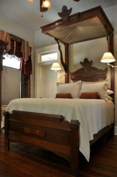 The house includes two very private bedrooms with ensuite baths.