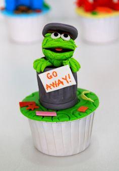 Oscar Cupcake