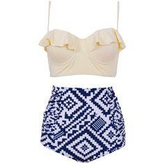 Clothing-Clothing 2018 Various styles , Plus Size Swimwear Women High Waisted / One-Piece Floral Bikini Set Push Up Padded Bra Swimsuit Bathing Suit, Sexy Bikini ,Beachwear - Plus Size Swimsuits, Women Swimsuits, Fashion Swimsuits, Floral Bikini Set, Push Up Bikini, Sexy Bikini, Bikini Top, Bikini 2018, Curvy Bikini