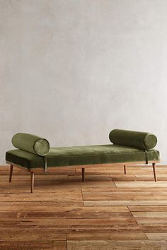 """From Runway to Home: Decor Inspired by 2015 Fall Fashion Trends -- Saturated Color -- Don't want to go monochromatic? Add in splashes of color from Pantone's Top 10 colors for Fall 2015 like dried herb, a """"sophisticated chic"""" sage-olive color. Olive was also on Elle Décor's list of Tastemaker Approved Trends To Get You Ready For Fall."""