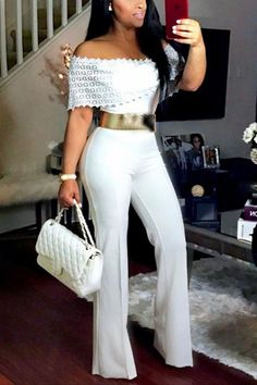 What the Athleisure trend is and how you can rock it Sexy Outfits, All White Party Outfits, All White Outfit, Classy Outfits, Dress Outfits, Casual Outfits, Fashion Outfits, Dresses, Athleisure Trend