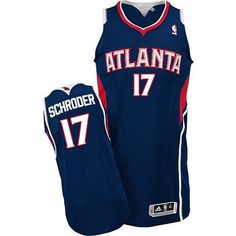 5d3b618fc Revolution 30 Hawks  17 Dennis Schroder Blue Stitched NBA Jersey Cheap Nba  Jerseys