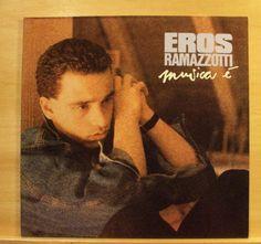 EROS-RAMAZOTTI-Musica-e-Vinyl-LP-La-Luce-Buona-Delle-Stelle-Solo-con-te
