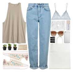"""""""Untitled #1317"""" by makeupgoddess ❤ liked on Polyvore featuring Topshop, Cosabella, RED Valentino, Maison Margiela, Native Union, Monki and STELLA McCARTNEY"""