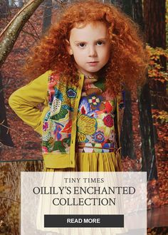 Oilily's Enchanted Collection (via Tiny Times)