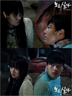 I MISS YOU ~ Yeo Jin Goo & Kim So Hyun just awesome in this <3