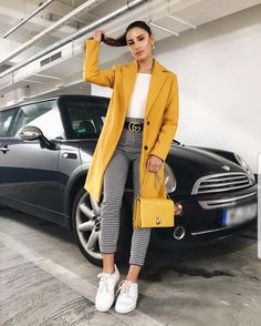 15 Lovely Winter Outfits You Should Already Own - Damen Mode 2019 Mode Outfits, Fashion Outfits, Womens Fashion, Fashion Fashion, Dress Outfits, Winter Fashion, Club Fashion, Blazer Outfits, Fashion Styles