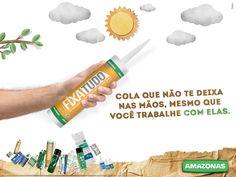 Campanha Amazonas Fixa Tudo - Grupo Amazonas