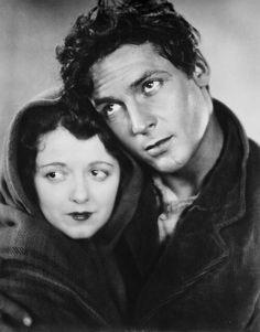 "Janet Gaynor & Charles Farrell -""Street Angel"" 1928"