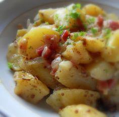 Germany - German Potato Salad. Definitely making this again.