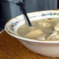 Chicken and Dumplings by Jody S. Milligan