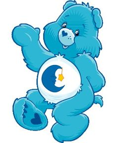 Good Night Care Bear, because sharing is caring :)
