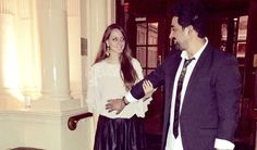 Rannvijay singh!!! The ''EX ROADIE''even after being taken is still a desirable man, AAAWWWW!!! This gentleman took his wedding vows with his longtime girlfriend Prianka Vohra in 2014. The reason why we are talking about these two now is that the couple is expecting their fir
