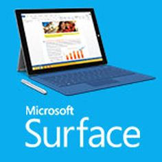 The tablet that can replace your laptop. http://www.microsoft.com/surface/en-us/products/surface-pro-3