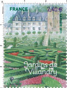 2011 - Jardins de Villandry