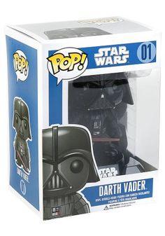 Funko Pop! - Darth Vader