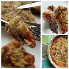 Parmigiana gratinata - CooktheLook
