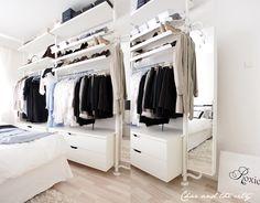 Ikea Stolmen wardrobe/clothes storage system