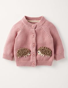 Knitting baby cardigan little girls mini boden 62 Ideas for 2019 Fashion Kids, Baby Girl Fashion, Fall Fashion, Outfits Niños, Baby Outfits, Baby Dresses, Baby Cardigan, Crochet Cardigan, Baby Vest