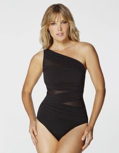 0ba75c1414c6d  Miraclesuit Top Trends Jena Black Swimsuit 80215 467115  Buy New   251.00  Black