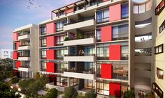 Tribeca Property Developers   Current Projects - 6 Central Road