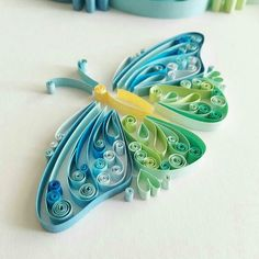 Quilted Butterfly