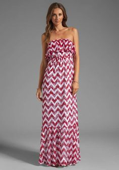 Shop for VAVA by Joy Han Amber Maxi Dress in Burgundy at REVOLVE. Nice Dresses, Casual Dresses, Casual Outfits, Fashion Dresses, Formal Dresses, Love Fashion, Girl Fashion, Long Summer Dresses, Hippie Dresses