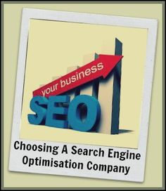 Considerations When Choosing A Search Engine Optimisation Company - Brought to you by http://Rank2Bank.com