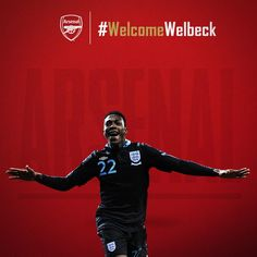 It's official. @Arsenal have signed Danny Welbeck from Manchester United: http://arsn.al/7JqRYt #WelcomeWelbeck pic.twitter.com/6yD9nbSkFi