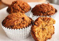 Paleo Pumpkin Muffins - Paleo Diet Recipes - KuKuchKu