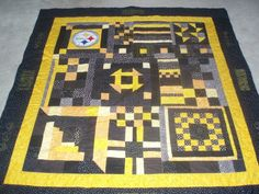 My Steelers Quilt