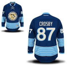 Pittsburgh Penguins 87 Sidney Crosby Third Jersey - Navy Blue  Pittsburgh  Penguins Hockey Jerseys 117 84da294a0