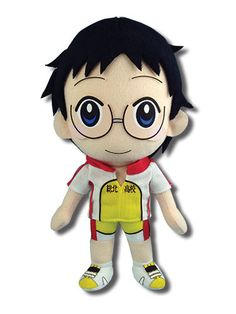 "Yowamushi Pedal Onoda Plush 8"" new | Collectibles, Animation Art & Characters, Japanese, Anime | eBay!"