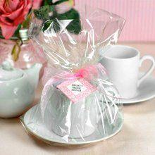 Mini Tea Sets for favors for wedding shower