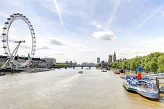 London Eye Experience and Afternoon Tea for Two | Activity Superstore