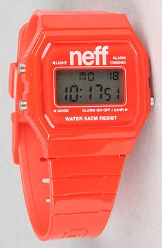 The Flava Watch in Red by NEFF Receive 20% off of your 1st purchase at Karmaloop. And 10% off every purchase after that! Use it on PLNDR and save 10%! At checkout, use REPCODE:peterparker513 - #Karmaloop #plndr #kazbah #Karmalooptv #repteam #brickharbor #boylstontradingco #monark #peterparker513 #ohio #513 #LA #Hollywood #Cincinnati
