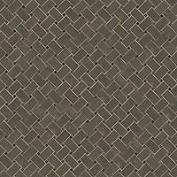 "Name: Basketweave 3cm x 5cm Style: Classic Product Number: NRFBKW3X5 Description: 24""x 24"" Basketweave 3x5 in Montevideo (h), Emperador Dark (p)"