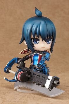 Valkyria Chronicles 3 - Imuka Nendoroid