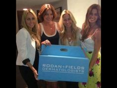Real Housewives of New York, Kelly and Luanne join Rodan + Fields as Consultants. The ladies not only use the products on their skin, but they see what a huge opportunity this company has to offer and teamed up with the Doctors. So question I have for you, Why haven't you? call/text/email me for more info. <3 No regrets Check out Rodan + Fields... Message me to set up a time to talk~ <3