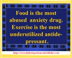 Thought of the day! #weightloss #food #exercise #health #diabetes #diabetic https://www.diabeticportioncontroldishes.com/