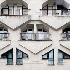To give #loggia a #brutalist #twist | #simmetry and #geometry as #means to #perfection | #concrete & #glass [[[ #facade #project ]]] {{{ #macedonia #architecture }}}