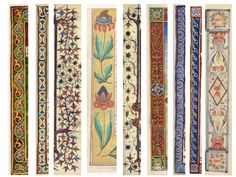 illuminated manuscript borders - Google Search                                                                                                                                                                                 More