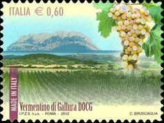 Italy Stamp 2012
