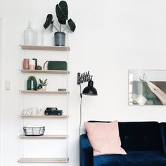Secondhand at Tradono 🧡 Bookcase Room, Interior, Room Planning, House Styles, Decor Inspiration, Shelving Unit, Home Decor, House Interior, Room Decor