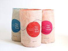 The Silk Road (Student Work) on Packaging of the World - Creative Package Design Gallery