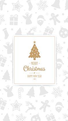 スマートフォン用壁紙 スマホ壁紙 | クリスマス・ラブ #クリスマス #christmas
