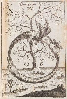magictransistor:Abraham Eleazar, Uraltes Chymisches Werk,...