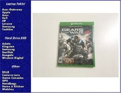 NEW Gears of War 4 - Xbox One, Sealed,  #ad