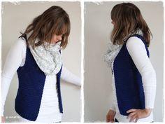 loving this blue vest (pickles pattern)  http://www.pickles.no/seilervest/