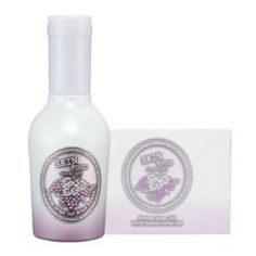 Skinfood Platinum Grape Cell White Essence (whitening + wrinkle care) - For Sale Check more at http://shipperscentral.com/wp/product/skinfood-platinum-grape-cell-white-essence-whitening-wrinkle-care-for-sale/
